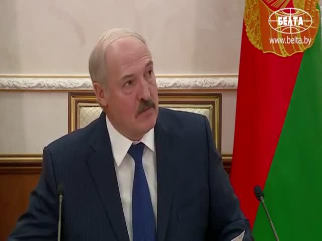 Александр Лукашенко о тарифах ЖКХ