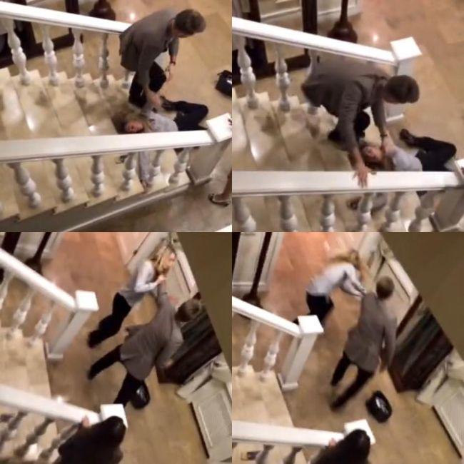 Москвичку жестоко избили при увольнении из элитного ателье по пошиву одежды (4 фото)