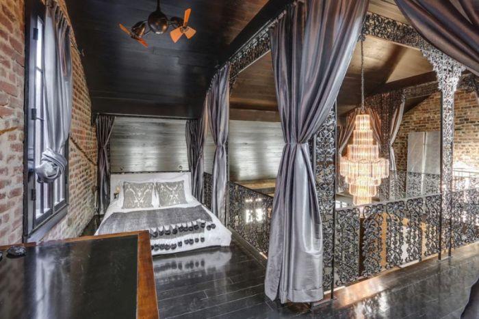 Необычный особняк Ленни Кравица продается за 1 миллион долларов (12 фото)