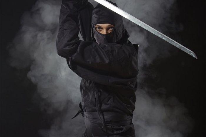 Самое смертоносное оружие из арсенала ниндзя (10 фото)