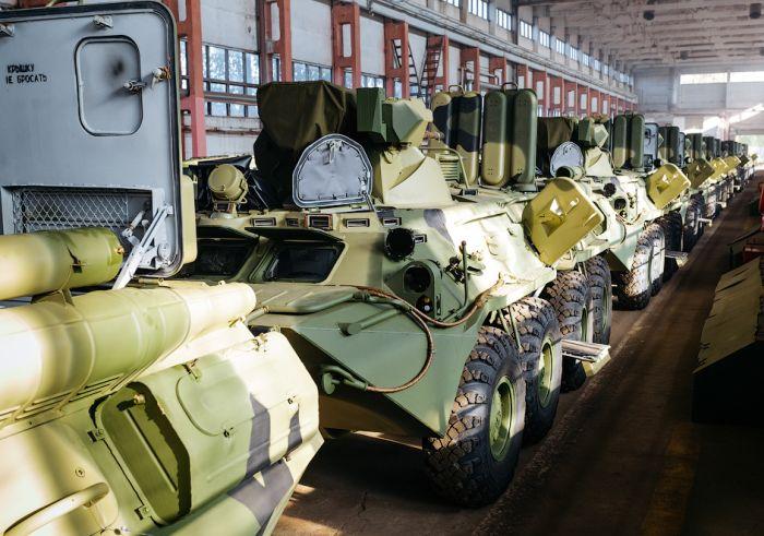 Экскурсия по Арзамасскому машиностроительному заводу (17 фото)