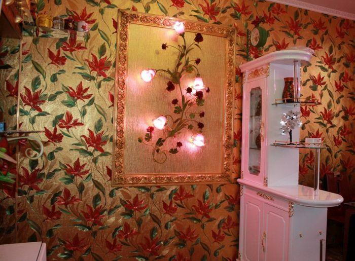 Уникальный интерьер обычной магаданской квартиры (11 фото)