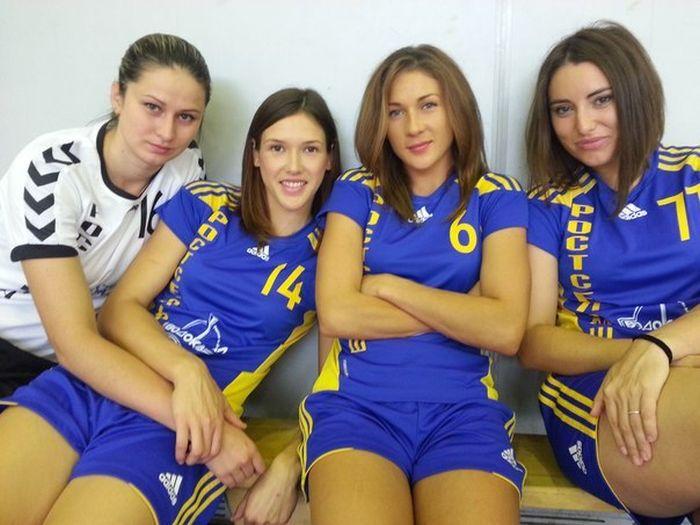 Самые красивые гандболистки сборной Украины (31 фото)
