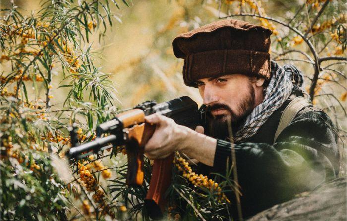 Террорист из американского сериала Homeland («Родина») (7 фото)