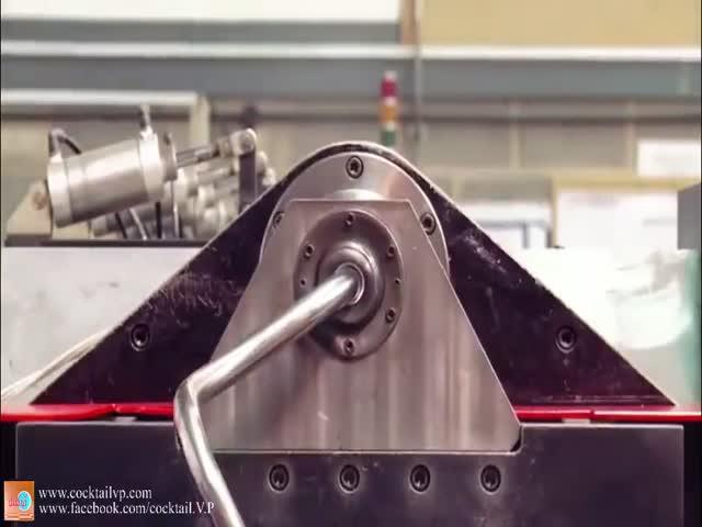 Станок для производства изогнутых труб