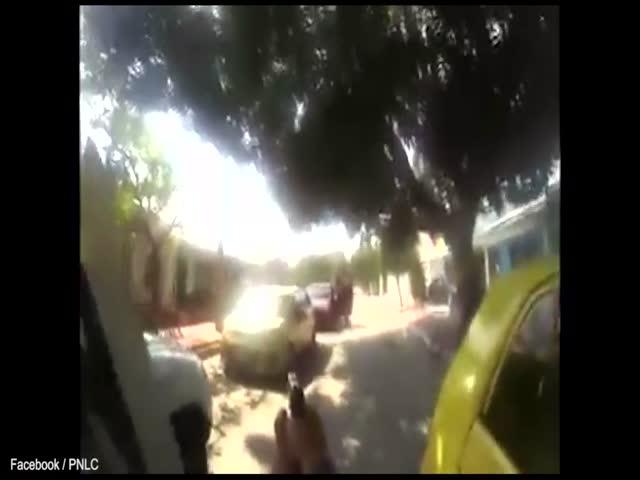 Колумбийская полиция задерживает банду