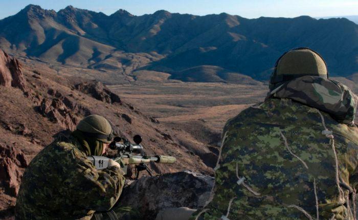 7 лучших выстрелов снайперов (7 фото)