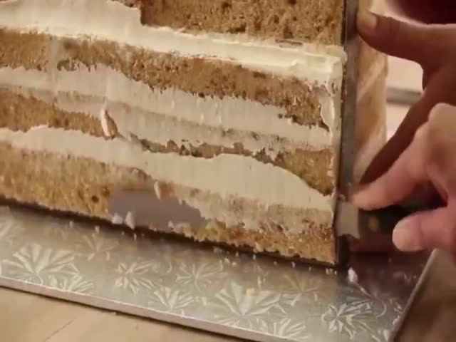 Торт, как произведение искусства