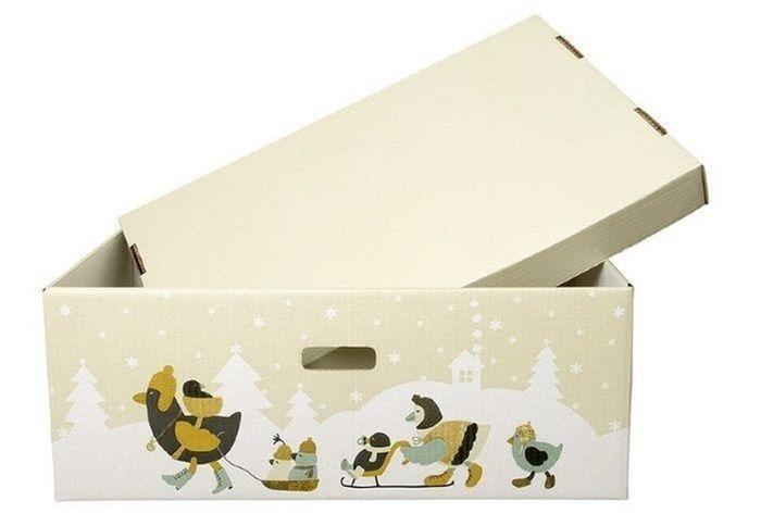Коробка для новорожденных - простая идея, позволившая сократить детскую смертность в Финляндии (5 фото + видео)