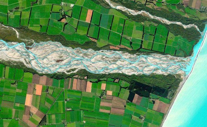Волшебные фото «плетеных» рек (16 фото)