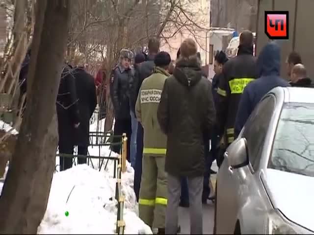 Няню-убийцу Гюльчехру Бобокулову привезли на место преступления