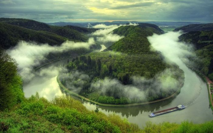 Удивительные факты об Амазонке (26 фото)