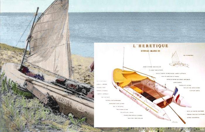 Экстремальный эксперимент: пересечение Атлантического океана без еды и воды (4 фото)