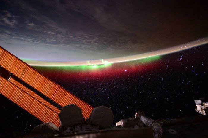 Фотографии, сделанные с борта МКС, американским астронавтом Скоттом Келли (44 фото)