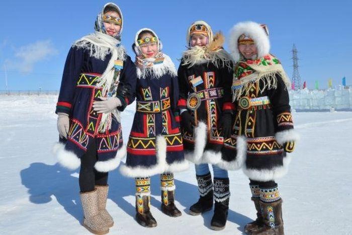 Исчезающие народы России (25 фото)