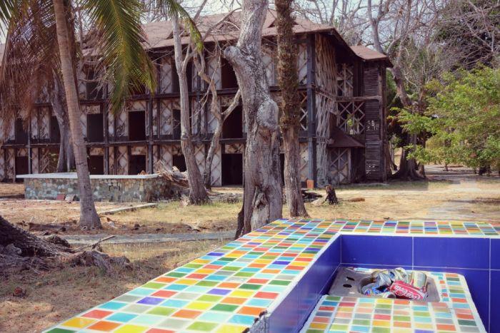 Контадорский остров - забытая жемчужина Панамы (42 фото)