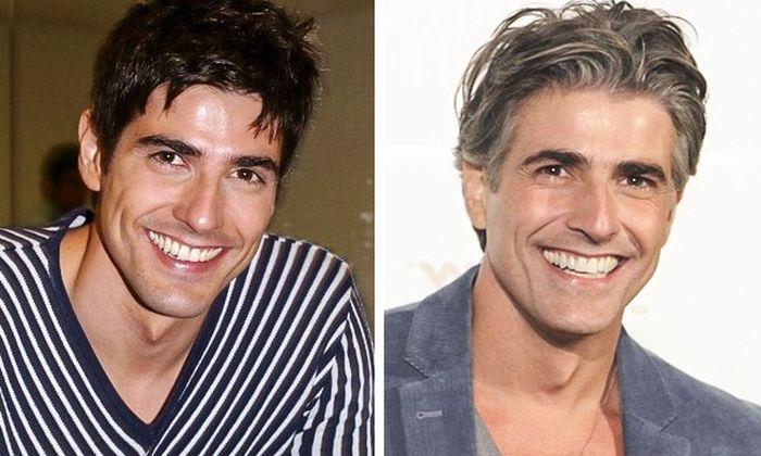 Как с годами изменились актеры бразильских сериалов (23 фото)