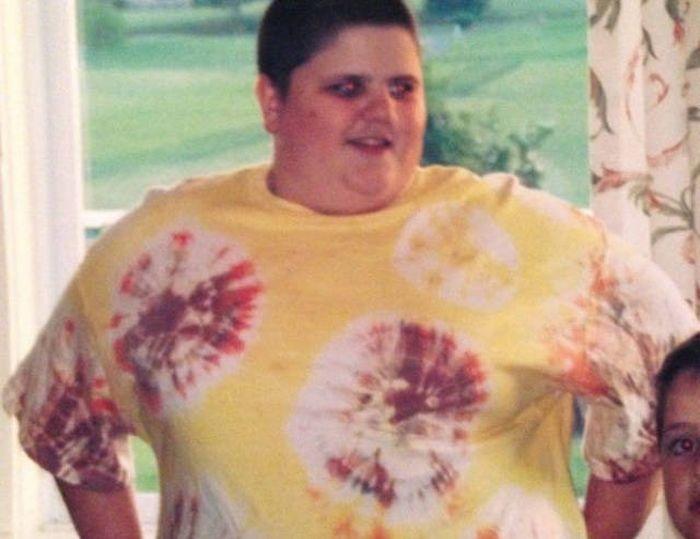 Бывший толстяк стал похожим на модель (6 фото)