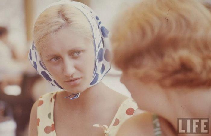 Советская молодежь на снимках американского фотографа (44 фото)