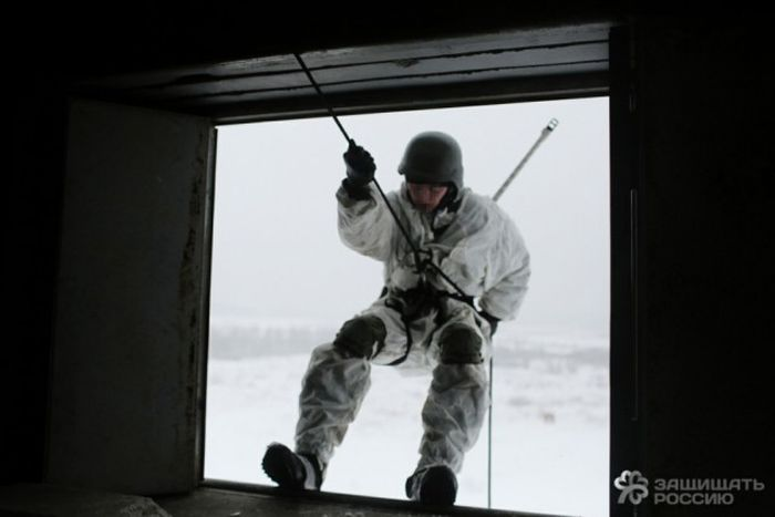 Международные соревнования снайперов подразделений специального назначения (30 фото)