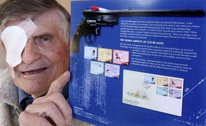 Колин Мёрдок - изобретатель, изменивший наш мир (7 фото)