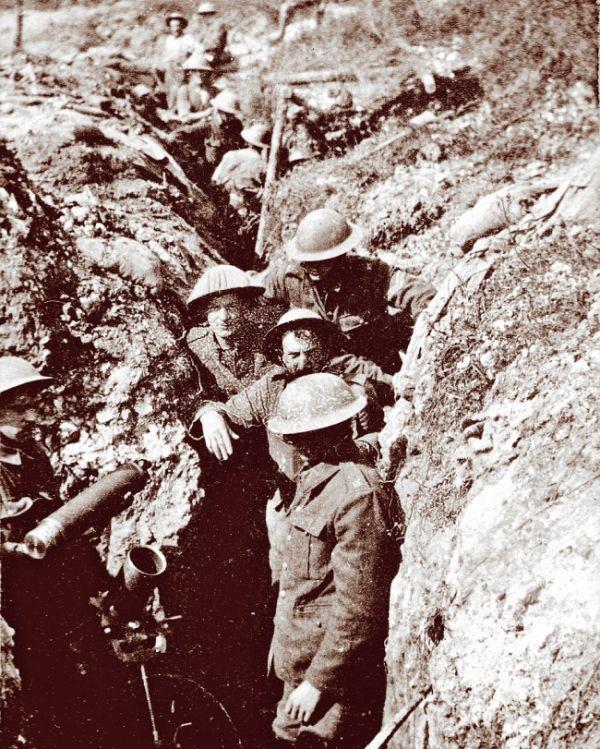 Неизвестные фото Первой мировой войны (17 фото)