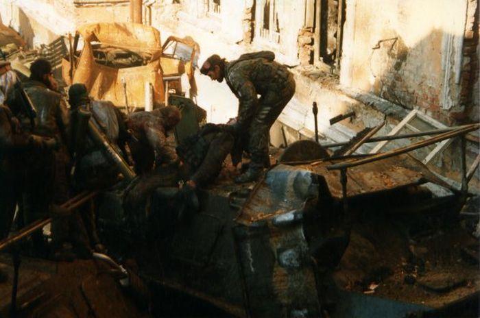 Фотографии со съемок киноленты «Чистилище» (71 фото)