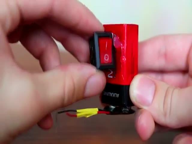 Самодельный электроинструмент из подручных средств