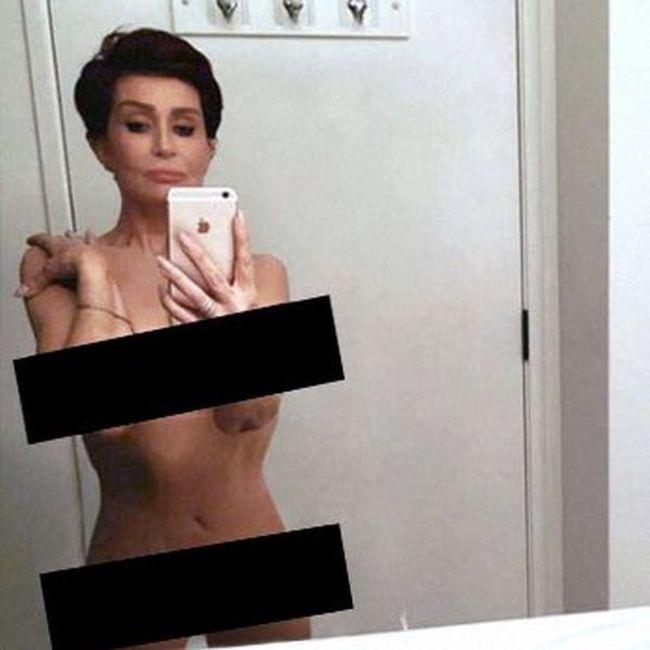 Звезды поддержали Ким Кардашян публикацией откровенных фото (6 фото)