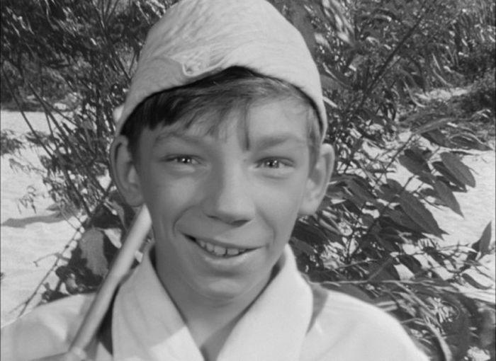 Что стало с мальчиком из фильма «Добро пожаловать, или Посторонним вход воспрещен» (4 фото)