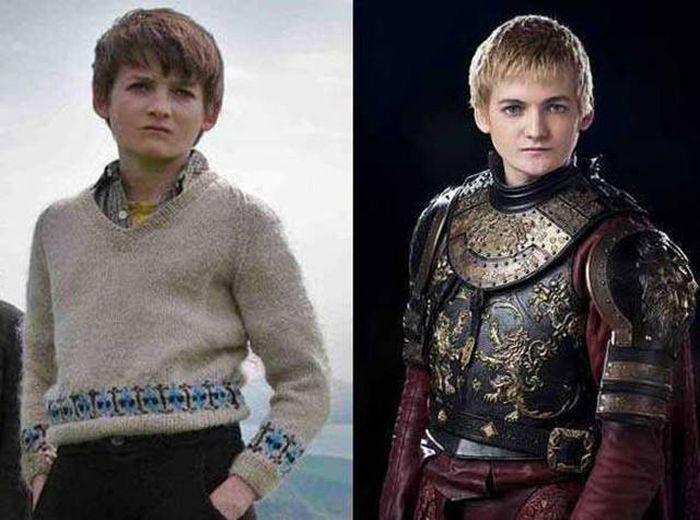Звезды сериала «Игра престолов» в детстве и юности. Часть 2 (19 фото)