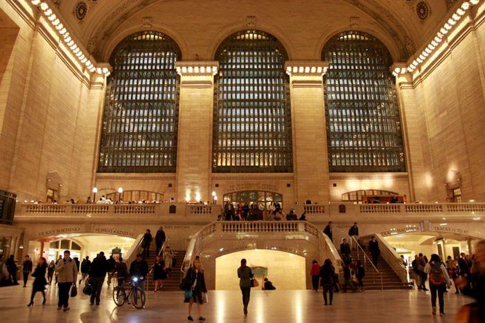 Тайны Центрального вокзала Нью-Йорка (15 фото)
