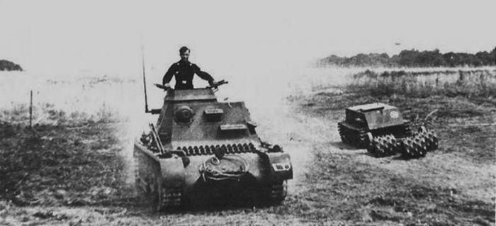 Минные тралы времен Второй мировой войны (17 фото)