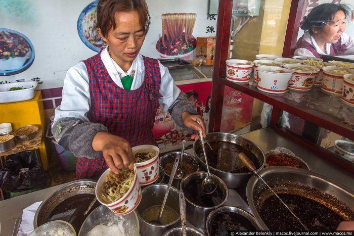 Необычные китайские деликатесы (15 фото)