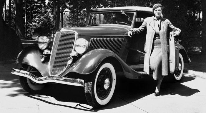 Какие автомобили предпочитали известные американские бандиты 30-х годов XX века (45 фото)