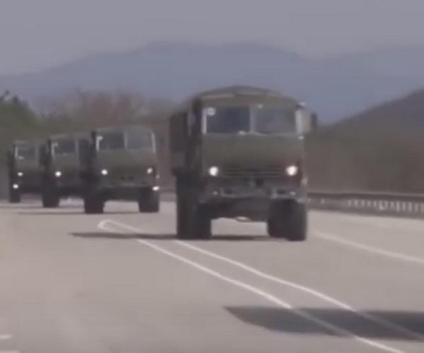 Памятное видео к годовщине вхождения Крыма в состав России