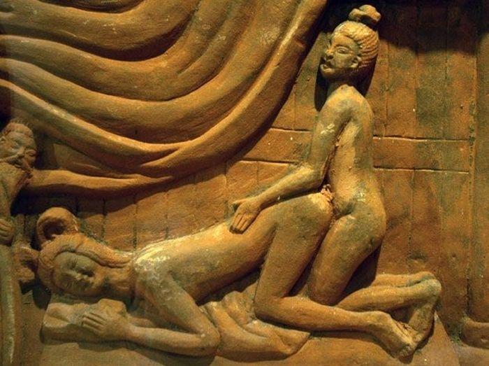 Отношения представителей древних цивилизаций к любви и сексу (15 фото)