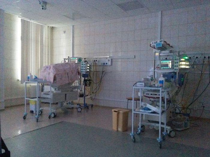 Экскурсия по реанимации новорожденных (10 фото)