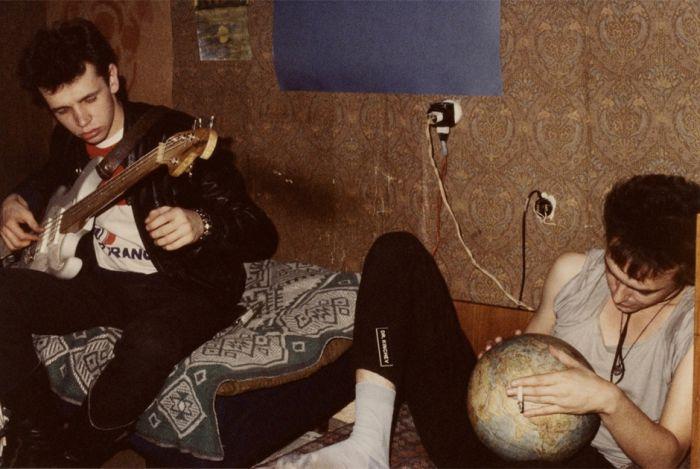 Неизвестные фото звезд советского рока от Джоанны Стингрей (30 фото)