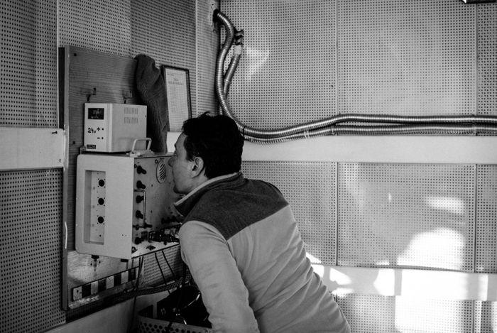 Тренировка военных водолазов в морской школе ДОСААФ (23 фото)