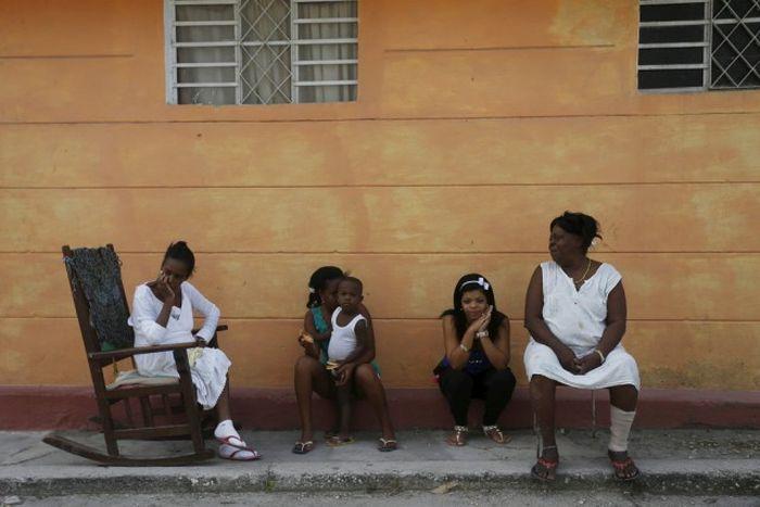Повседневная жизнь на Кубе (32 фото)