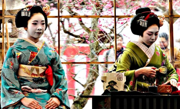 Странные факты о древней Японии (10 фото)