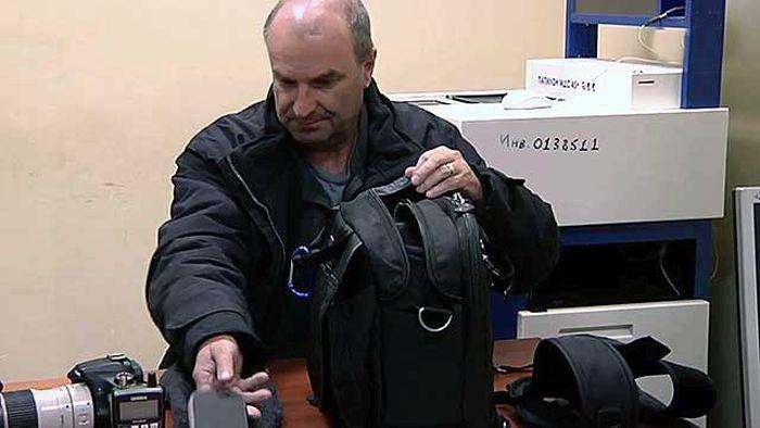 Российские спецслужбы задержали шпионов США и Великобритании (3 фото + видео)