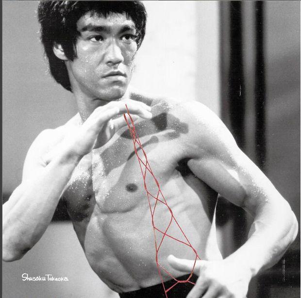 Ироничные коллажи Шусаку Такаоки (23 фото)