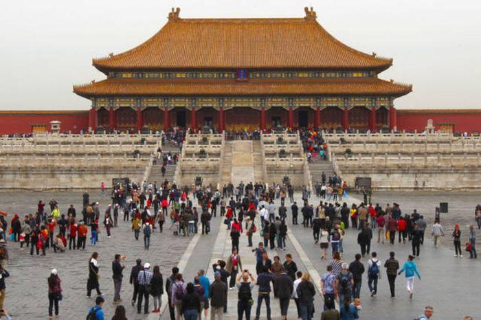 Туризм: ожидание и реальность (80 фото)