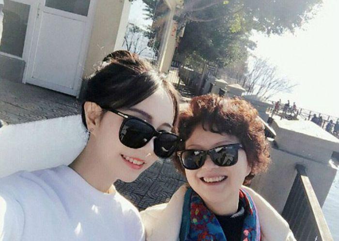 Китайская семья, которая нашла секрет сохранения молодости (8 фото)