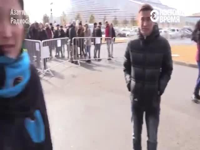 В Казахстане репетируют празднование победы правящей партии на выборах