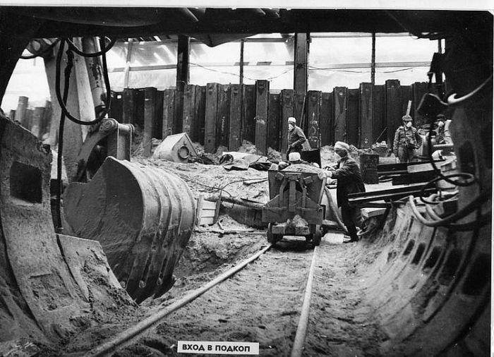 Техника, участвовавшая в ликвидации последствий аварии на ЧАЭС (20 фото)