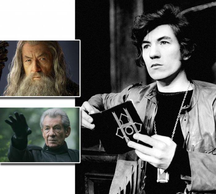Актеры, которых мы не помним молодыми (22 фото)