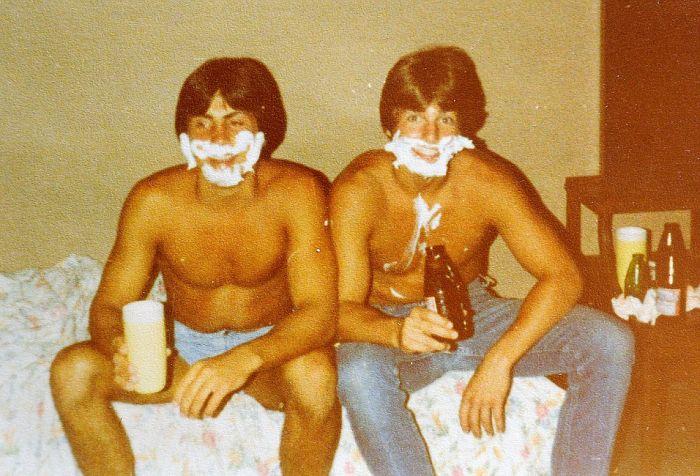 Первая любовь Том Круз опубликовала его неизвестные ранее фото (8 фото)